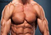 چه حرکاتی برای عضلات سینه موثر است؟