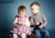 تلفن همراه دشمن اطفال است!