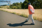 سلامت عمومی با پیاده روی