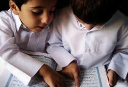 اهمیت یادگیری و آموزه های دینی به فرزندان