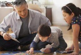 چگونه فرزندانمان را برای حل مسائل آموزش دهیم؟