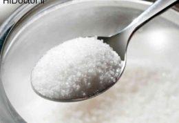شما چقدر شکر مصرف می کنید؟