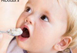 اجبار کودکان به غذا خوردن و تاثیر آن