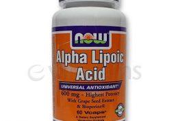 آلفا لیپوئیک اسید و درمان بیماری های حاد
