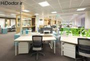 عناصر طبیعی در محیط کار و تاثیر آن روی کیفیت کار