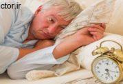 سالمندان و میانسالان و انواع اختلالات خواب