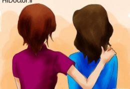 ارتباط با دوستان و تاثیرات آن روی جوانان