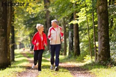 رسیدگی به ذهن سالخوردگان با ورزش