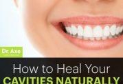 حل مشکل پوسیدگی دندان در خانه