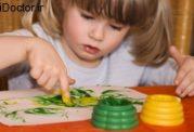 منظور و مفهوم نقاشی اطفال