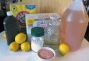 براق شدن آشپزخانه با این مواد طبیعی و بی ضرر