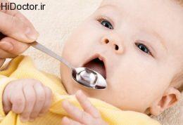 اهمیت مصرف نعناع برای شیرخواران