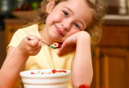 دانش آموز و اولین وعده غذایی