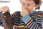 روش جالب و تاثیرگذار بر بوی پد پا