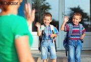 حساسیت غذایی در اطفال از طریق مدارس