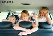 ایجاد هیجان در سفر به همراه فرزند