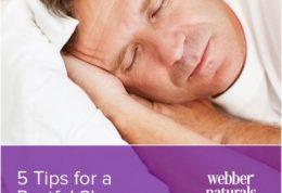 خواب آرام و دلنشین با این مکمل ها
