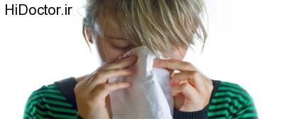 عوامل افزاینده آلرژی