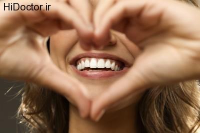 جویدن بیشترغذا و حفظ سلامتی دندان ها