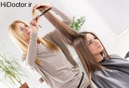 مضرات کراتینه مو برای افراد مبتلا به آلرژی