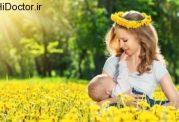 خانم های باردار و رعایت مصرف این ادویه