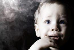 سیگارکشیدن پدر و مادر مشوقی برای فرزندان
