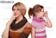 اطفال مبتلا به آسم و استنشاق دود سیگار