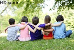 دوستی در دوران طفولیت و تاثیرات مهم آن