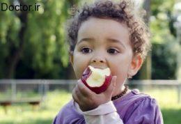 اهمیت و ارزش میان وعده برای اطفال