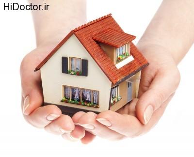نبود بیماری روحی و جسمی در خانه ای پاک