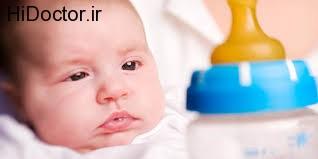 تاثیر شیر مادر روی قوای ذهنی نوزاد