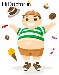 معضل چاقی در اطفال