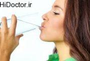 خواص نوشیدن آب در هنگام سحر