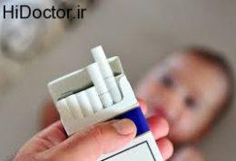 عوارض استنشاق دخانیات برای این رده سنی
