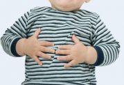 ایجاد دل درد در اطفال