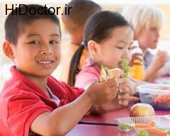 توصیه هایی برای انتخاب تغذیه مدرسه