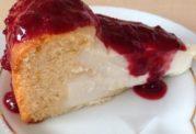 کیک ماگمای آلبالو