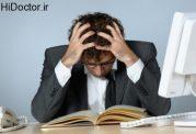 اضطراب در محل اشتغال و تهدید سلامت