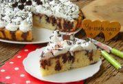 کیک سوراخ سوراخ