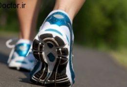 یک پیاده روی مناسب و اصولی داشته باشید