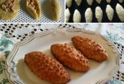 کالبوراباستی شیرینی مخصوص عید  ترکیه