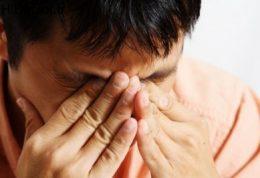 عمر کمتر با استرس بیشتر در مردان