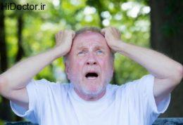 استرس عاملی برای آلزایمر