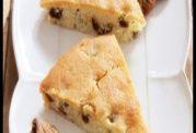 کیک لیمویی با انجیر خشک