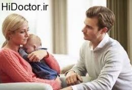 اختلال در سلامت روان مردان با تولد اولین فرزند