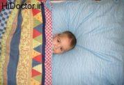 ضرورت جدا کردن جای خواب فرزندان