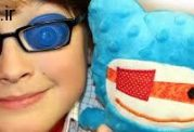 درمان به موقع اختلالات بینایی کودکان