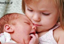آماده کردن محیط خانواده برای پذیرش فرزند دوم