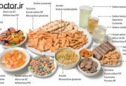 عوارض جانبی طعم دهنده های خطرناک و مضر