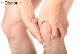 شدت یافتن درد زانو